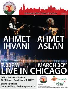 Aslan Ihvani Chicago 2019